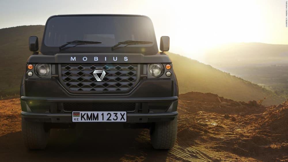 Super car made in Kenya