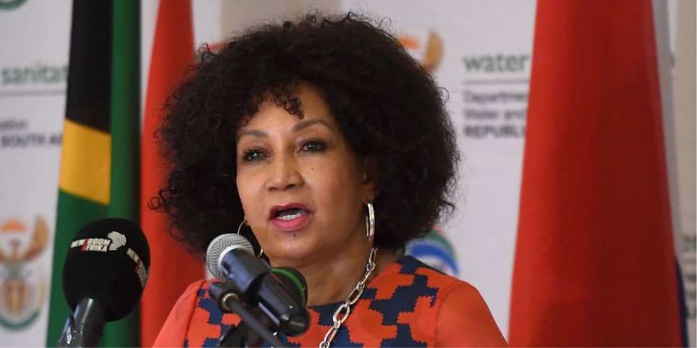 Lindiwe Sisulu on how Eastern Cape Housing Took a Blow as Govt Failed to Spend R338m Budget