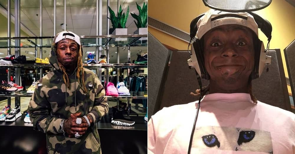 Lil Wayne reportedly charged with possession of firearm and ammunition