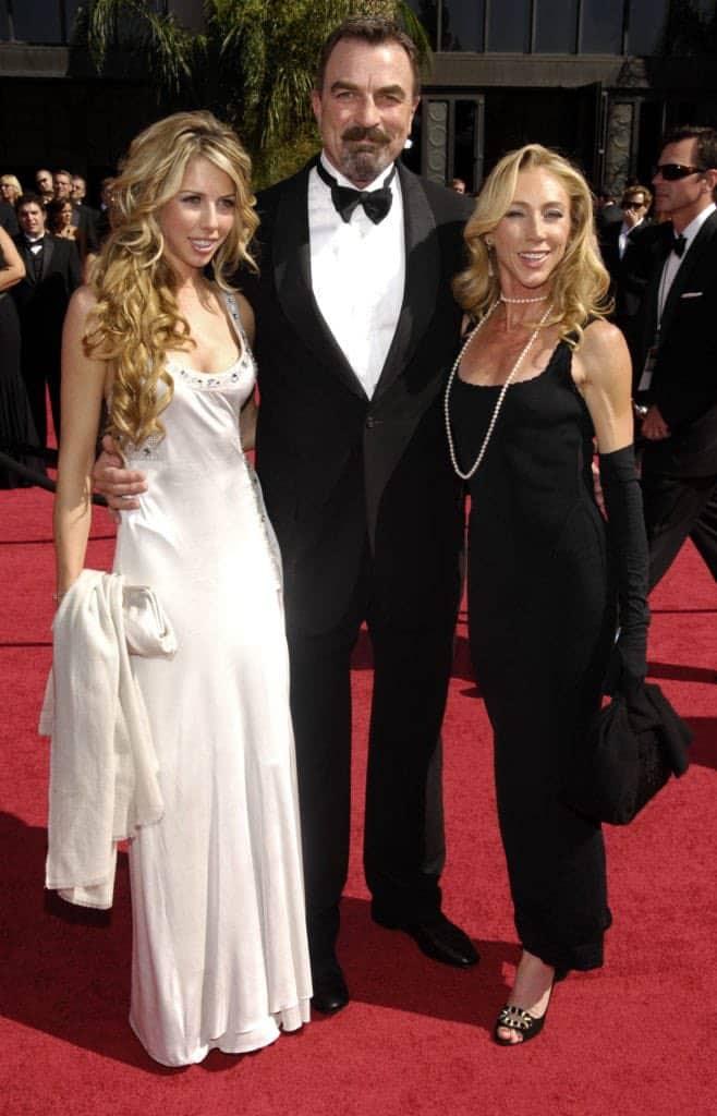 Tom Selleck family