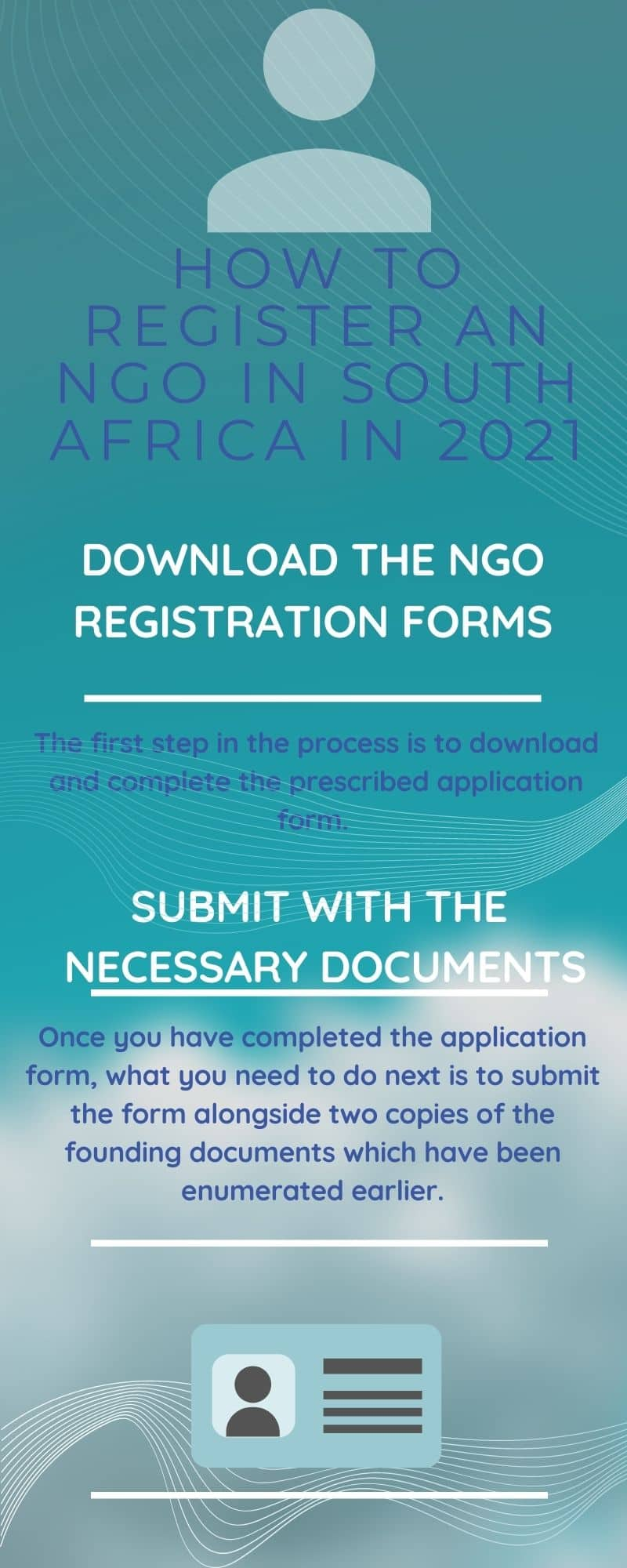 How to register an NGO in South Africa