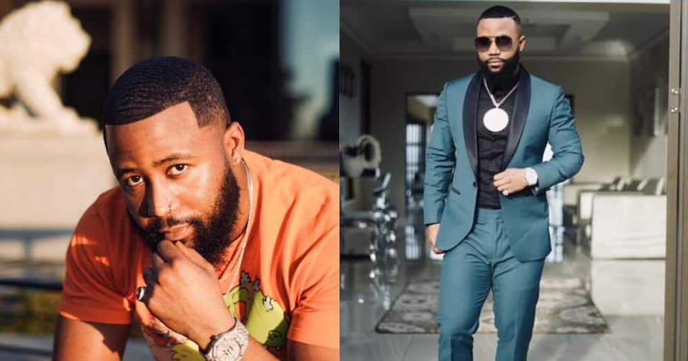 Cassper Nyovest predicts financial woes of many artists, but not him