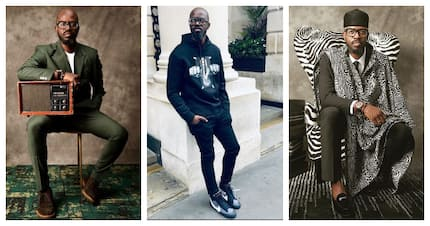 Black Coffee gushes about Mzansi artists during his trip to the UK