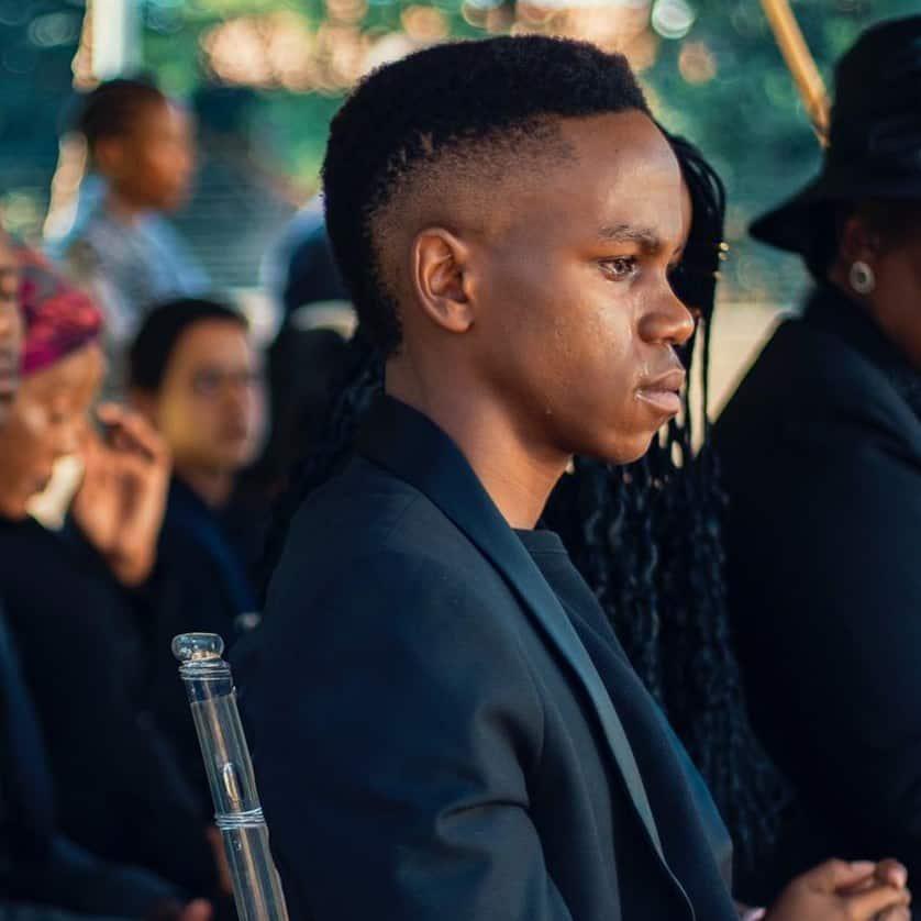 Siyabonga Gomora actor
