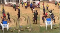 Children display great football skill without allowing ball to drop, video goes viral