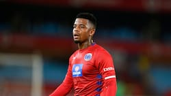 Bummer: George Lebese still without a club after going on trial at Swallows FC