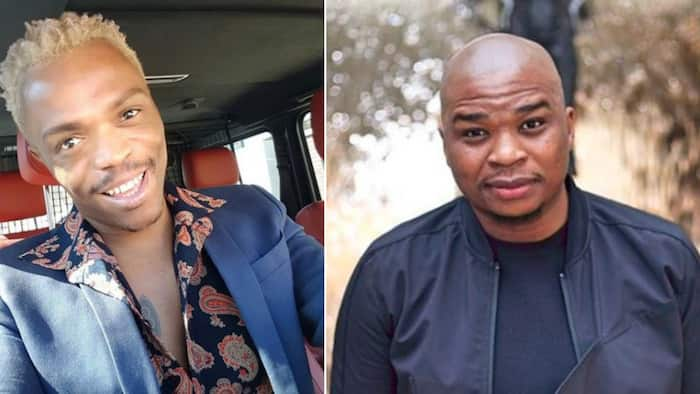 Brotherhood: Somizi shows support to Dr Tumi amid legal woes
