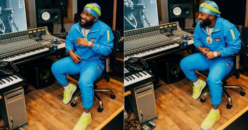 Cassper Nyovest opens up about being first time dad to a boy