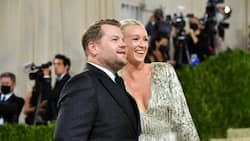Julia Carey: What do we know about James Corden's wife?