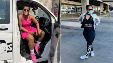 Ouch: Zodwa Wabantu slams hater asking about her new Ben 10's sexuality