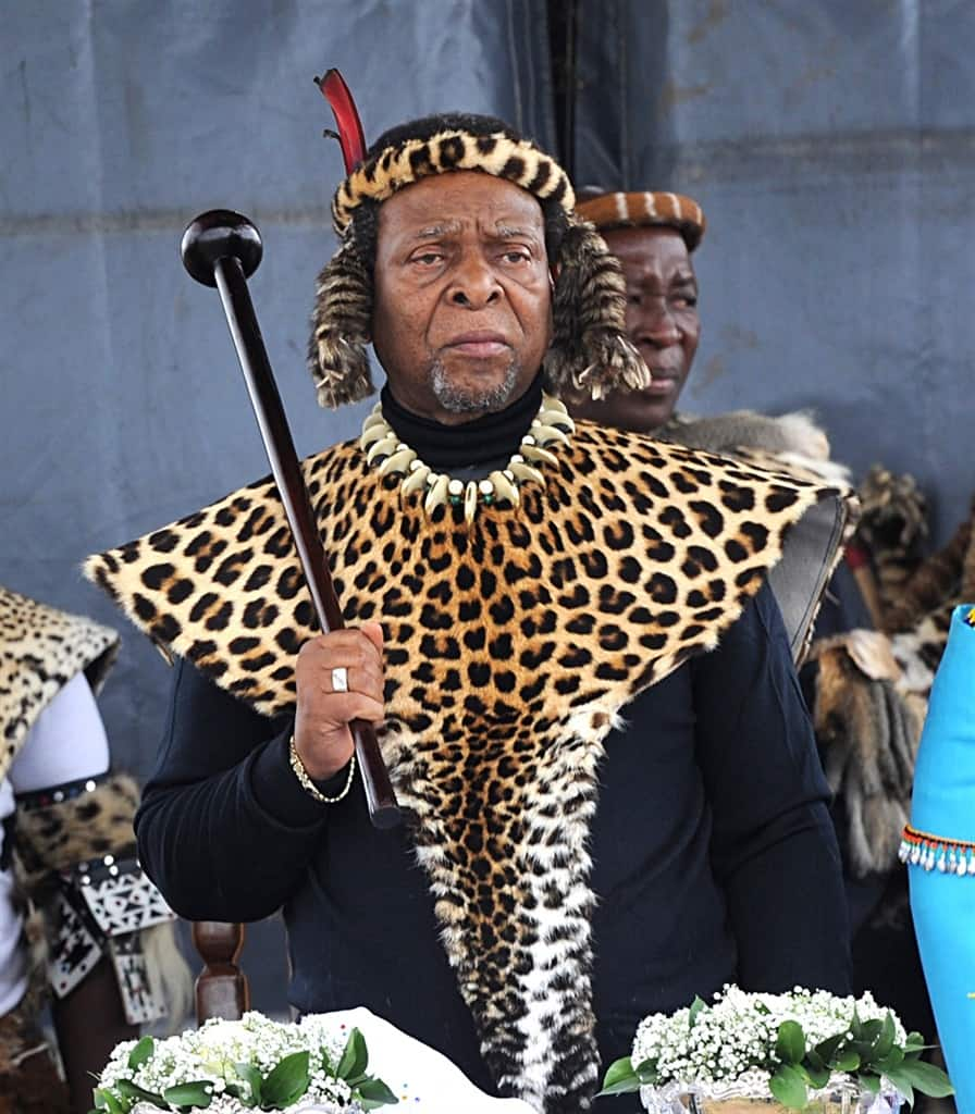Richest king in South Africa