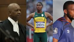 Sports roundup: Dali Mpofu trends, testosterone tests and Mbule hunted by Chiefs