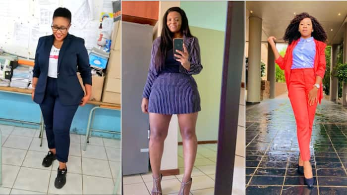 Boss Babes: SA ladies suit up for an online challenge, share stunning pics