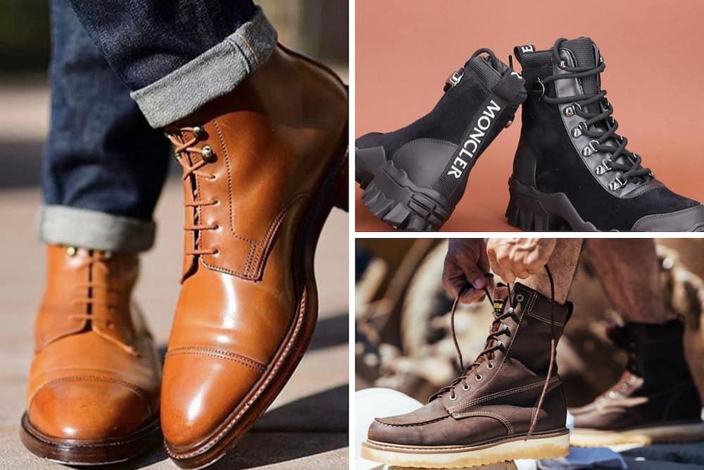boots for men online