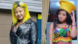 Eish: Babes Wodumo's friends did not approve of her marriage