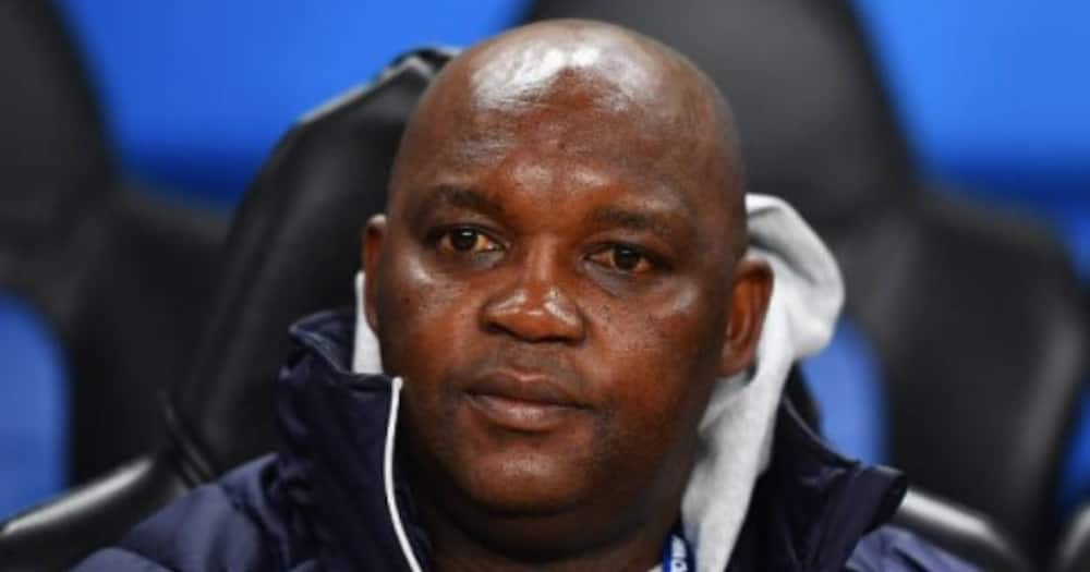 """""""Thank you for the good wishes"""": Pitso Mosimane to his worried fans"""