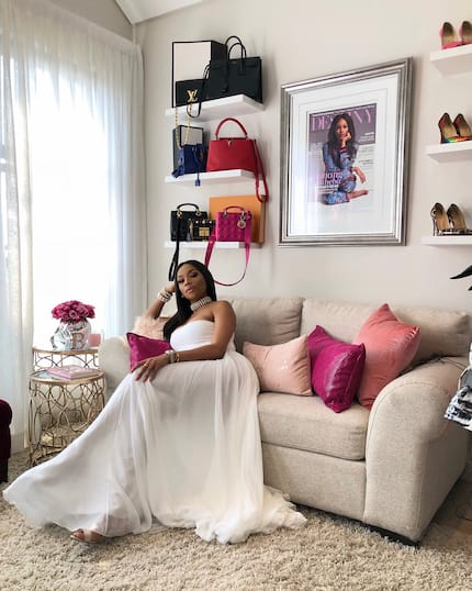 Photos of Bonang Matheba's new house 2018