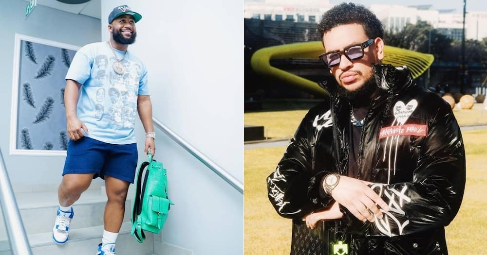 Cassper Nyovest Says He Doesn't See Boxing Match With AKA Happening