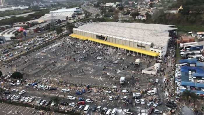 Jobs safe for Game and Makro staff despite widespread theft and damage