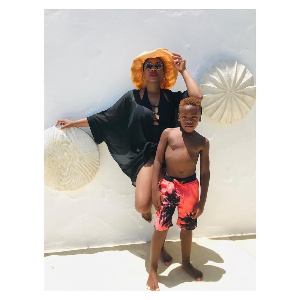 Thuli Thabethe biography: age, children, baby daddy, Yvonne Chaka Chaka, TV shows, nominations, awards and Instagram