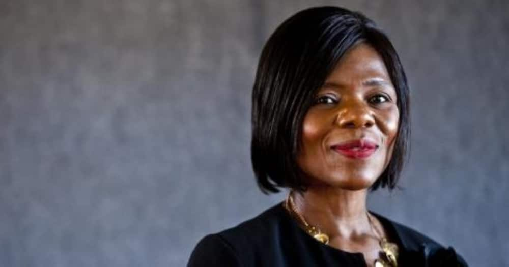 Thuli Madonsela, the former public protector, urged South Africans to remove unethical leaders. Photo credit: Facebook/Knowledge Resources