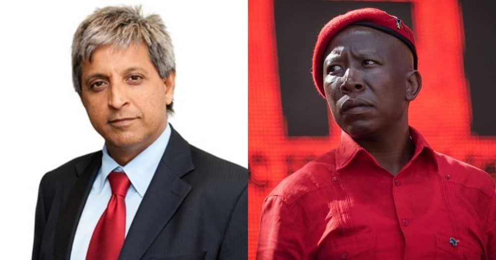 Adam Habib: Ex wits Chancellor uses racial slur, EFF calls for sacking
