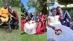 """Devoted hubby says friends shunned him for marrying woman missing her legs and 1 hand: """"I love her"""""""