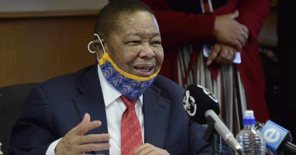 Blade Nzimande comments on how students in university have better results amidst the Covid-19 pandemic