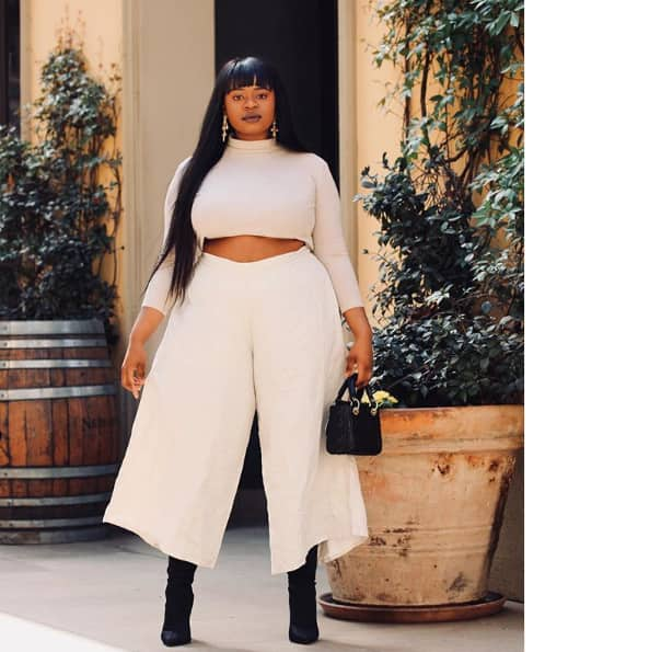 plus size models south africa