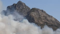 Reports state UCT fire was started intentionally, suspicious vehicle spotted