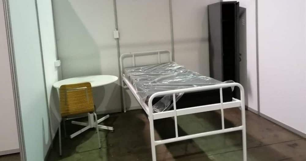 R500k spent on each Covid patient at Nasrec Field Hospital, says DA