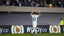 Lionel Messi scores, makes history as Argentina record big win over tough opponents
