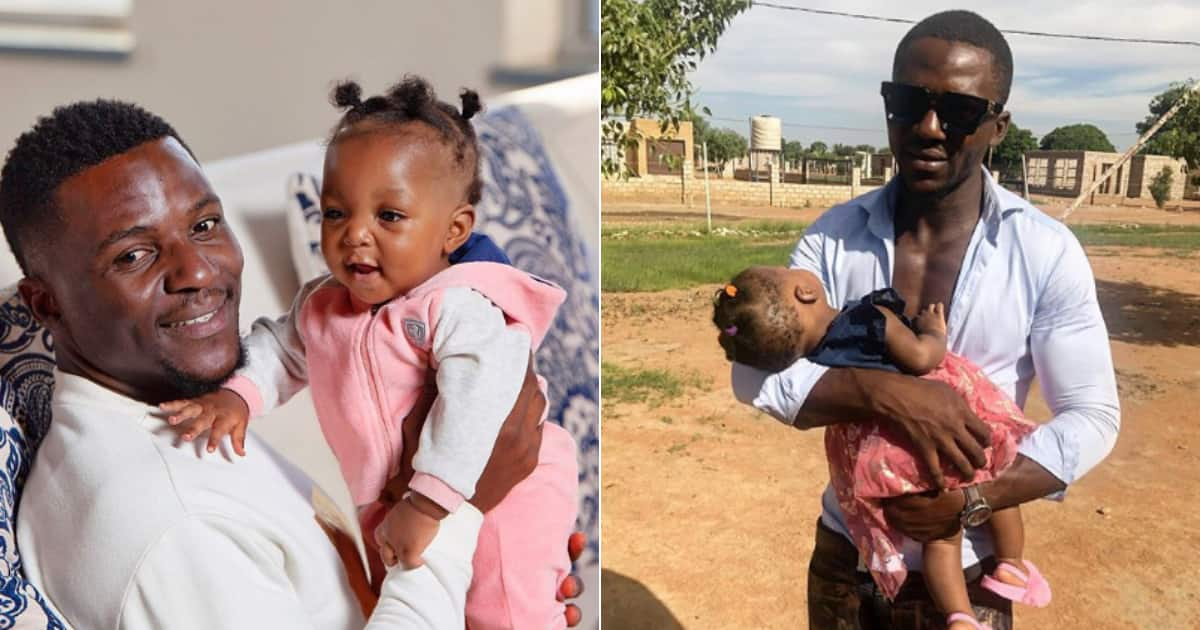 Former 'The Queen' actor, Joe Kazadi, reveals he's a happy single dad - Briefly.co.za