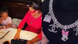Cardi B & Offset buy daughter posh watch, diamond necklace as birthday gifts