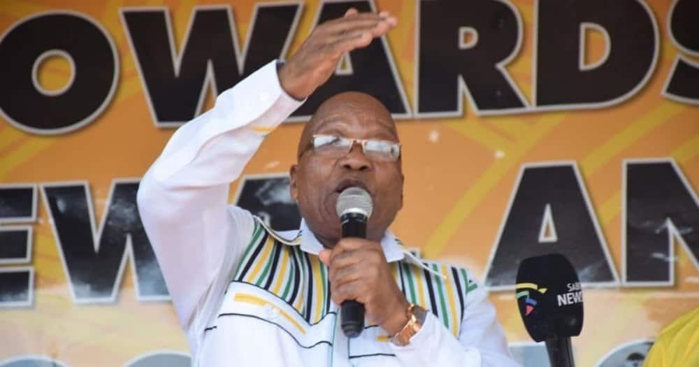 South Africa, Jacob Zuma, Free, Jail, ANC