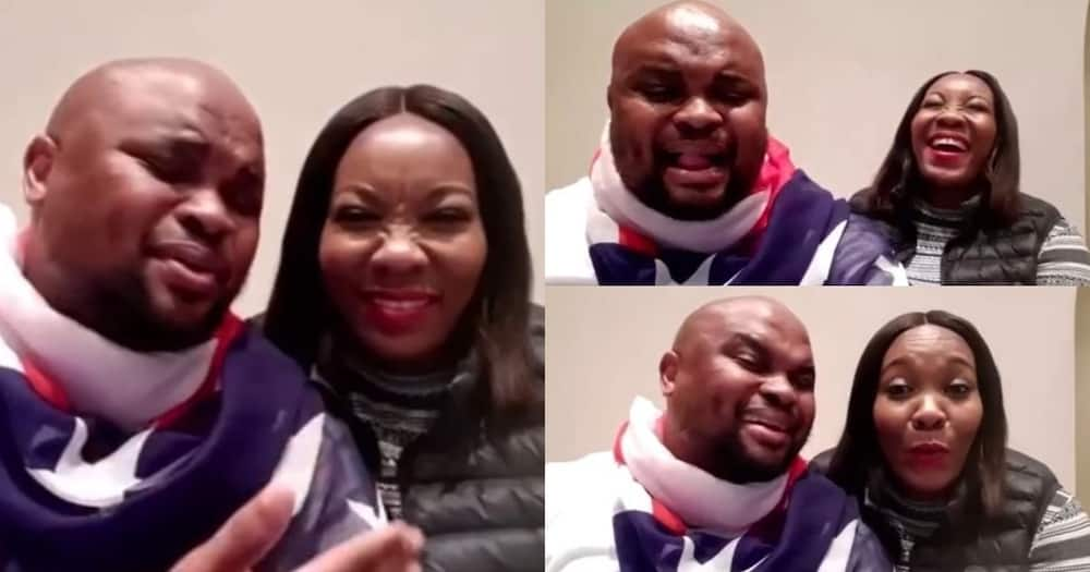 A talented SA couple shared their amazing cover of Endless Love