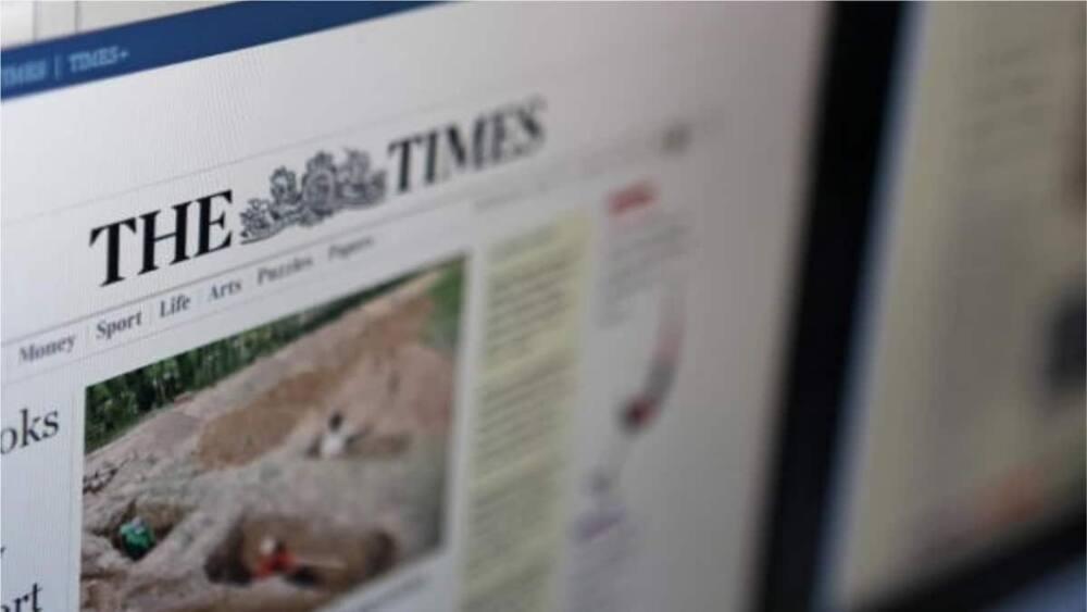Major News Media Websites Go Down Worldwide