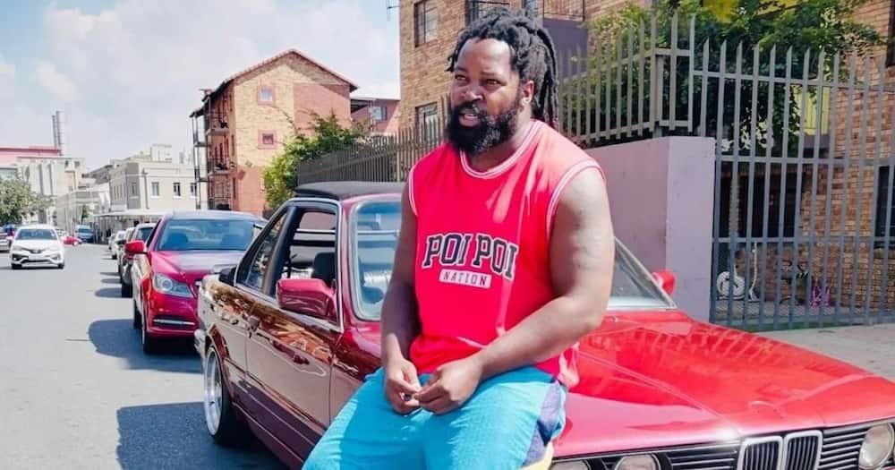 Big Zulu's New Epic Single 'Inhlupheko' Hits Number 1 on iTunes