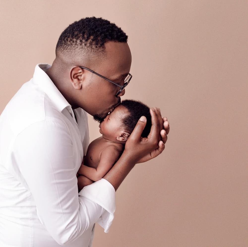 South African celebrity baby names