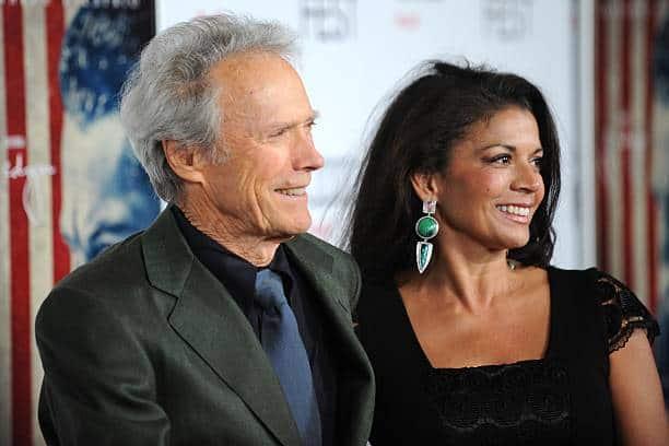 Clint Eastwood wife