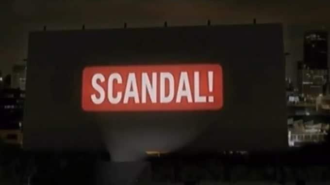 Scandal! Teasers