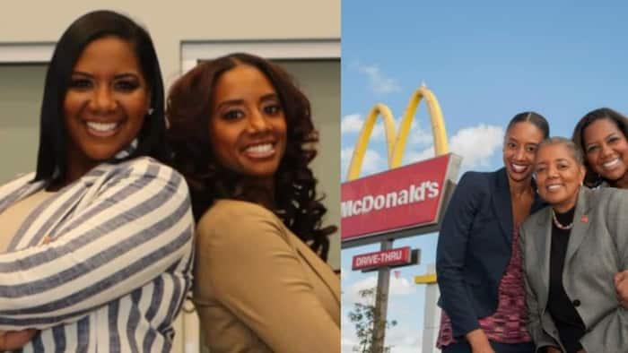 Sisters inherit mum's entrepreneurial skills, own all McDonald's restaurants in their city