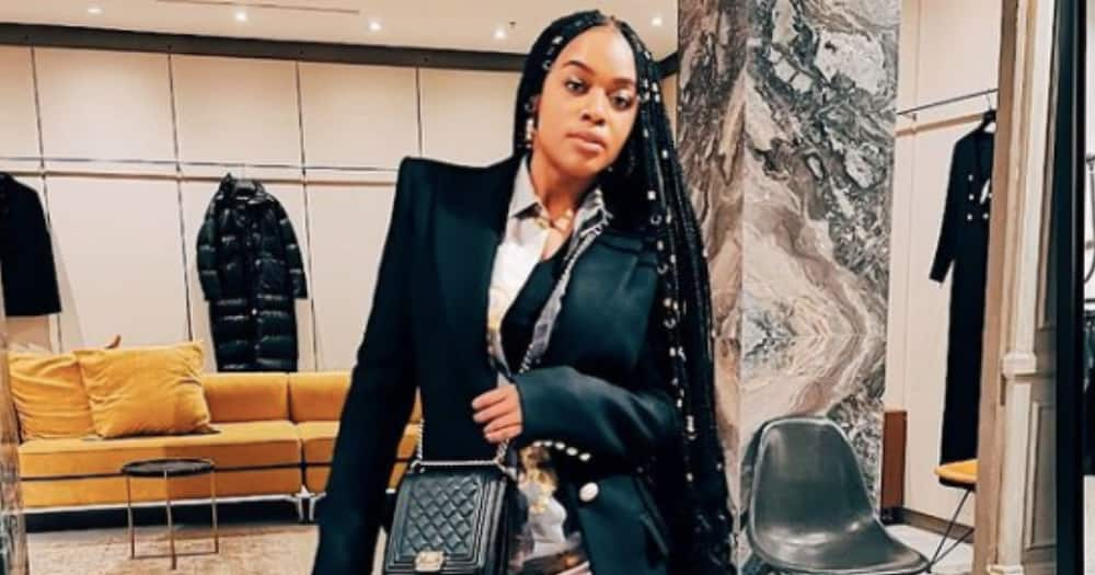Nomzamo Mbatha reveals her role on upcoming Coming 2 America film