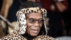 Prince Mangosuthu Buthelezi explains his role in the Zulu Royal family