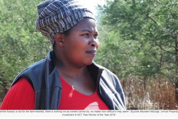 Forestry South Africa celebrates women in its sector this month