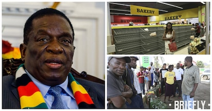 Zimbabweans face empty shelves as worst financial crisis in 10 years looms
