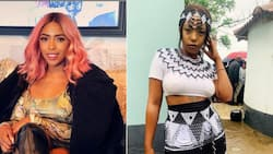 """Gigi Lamayne is feeling content with her true self: """"I've waited a long time"""""""