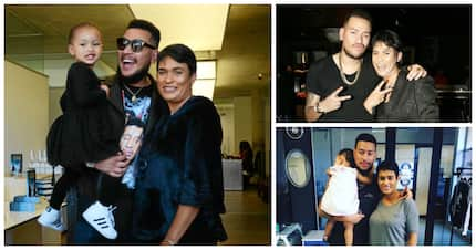 "Lynn Forbes on raising AKA: ""It's been amazing to watch him grow"""