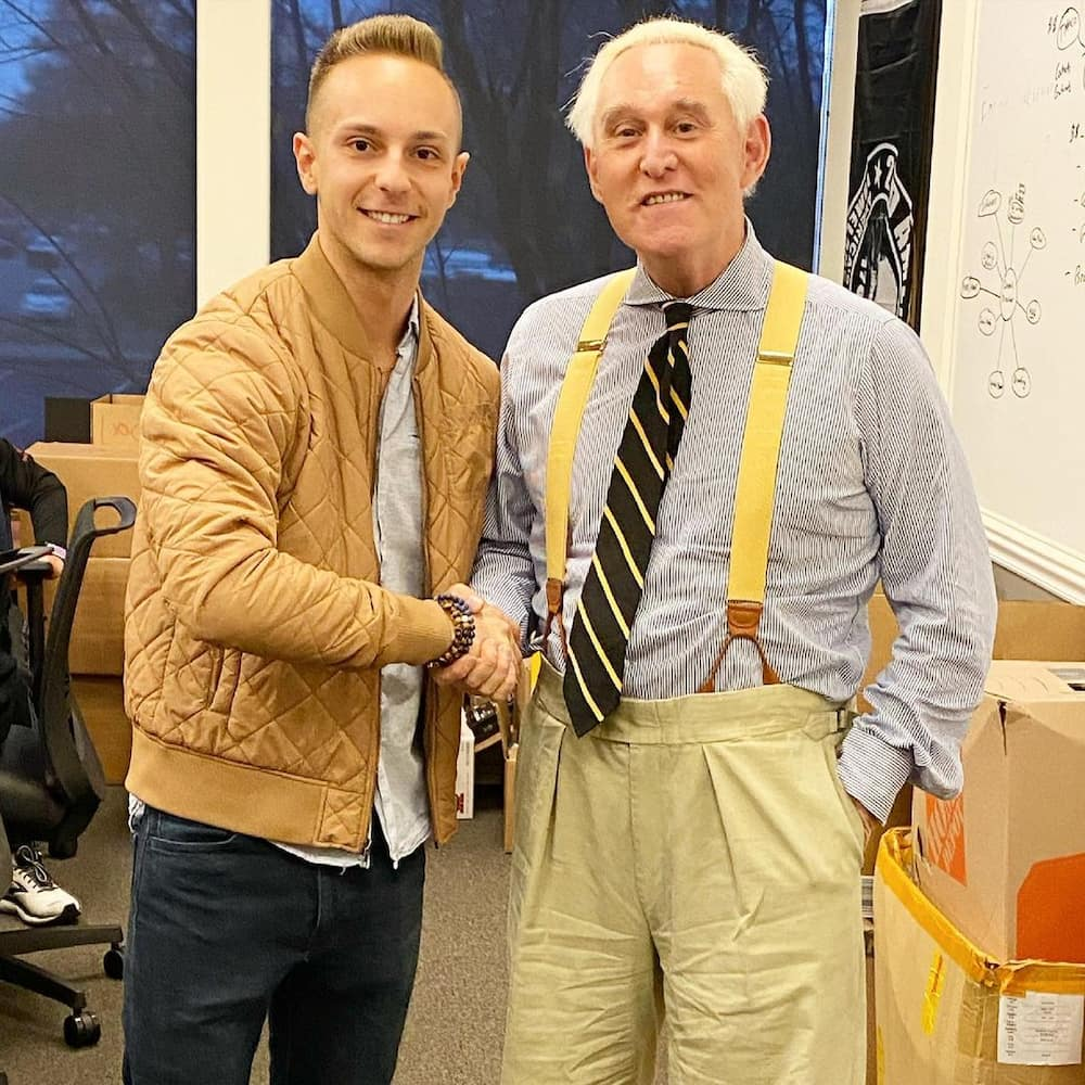 roger stone age