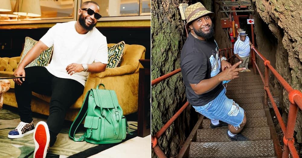 Mzansi's Cassper Nyovest gets inspired by Jay Z's billionaire status